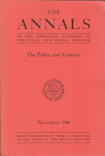 Image for Police and Violence