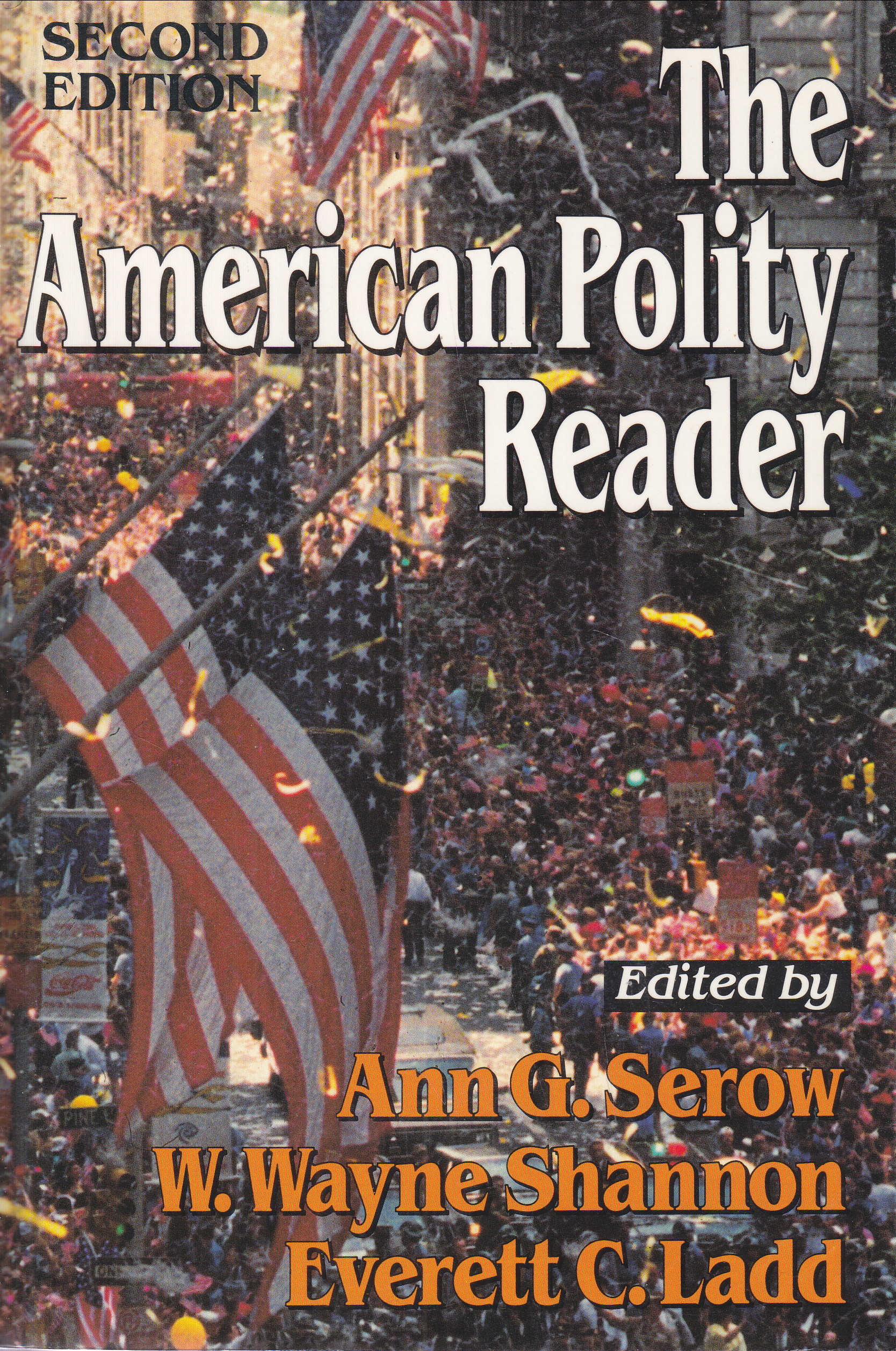 Image for American Polity Reader:  second edition