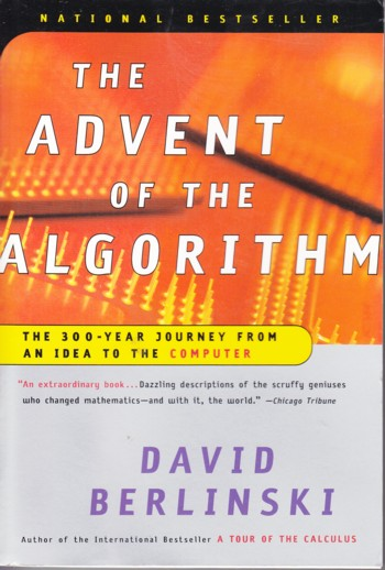 Image for Advent of the Algorithm:  300 year journey from idea to the computer