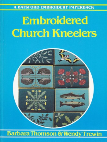 Image for Embroidered Church Kneelers.