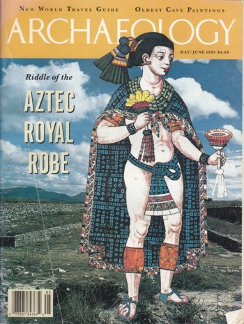 Image for Archaeology 1993 May/June