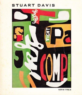 Image for Stuart Davis Memorial Exhibition 1894-1964