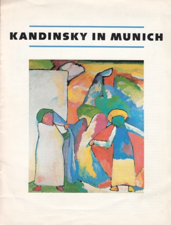 Image for Kandinsky in Munich 1982 exhibit
