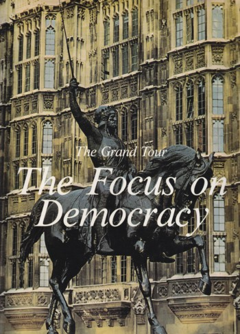 Image for Focus on Democracy:  the grand tour
