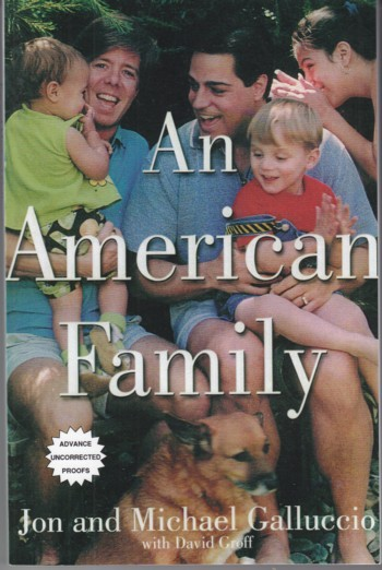 Image for American Family,An