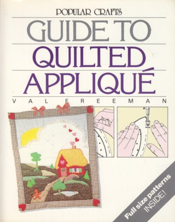 Image for Guide to Quilted Applique.