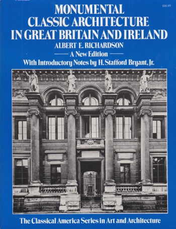 Image for Monumental Classic Architecture in Great Britain and Ireland