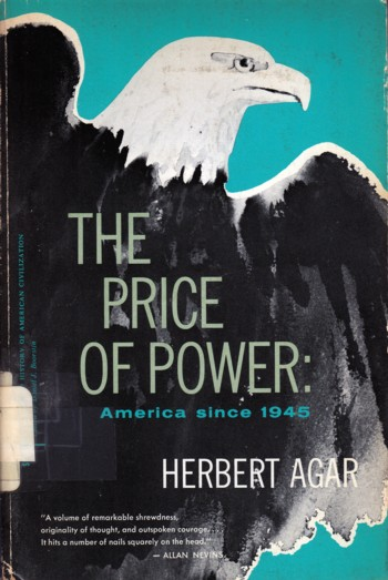 Image for Price of Power:  America since 1945