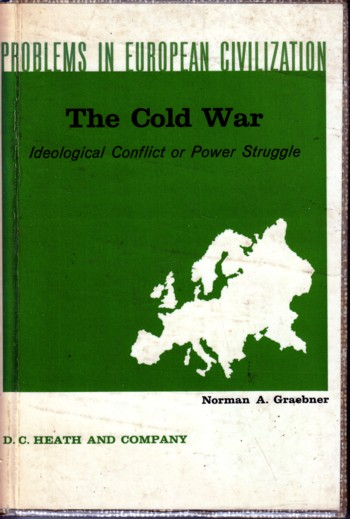 Image for Cold War:  ideological Conflict of Power Struggle