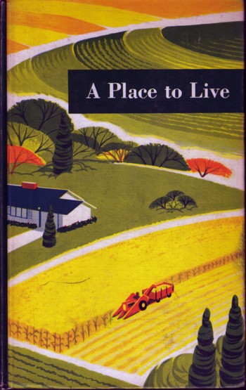 Image for Place to Live:  The Yearbook of Agriculture 1963