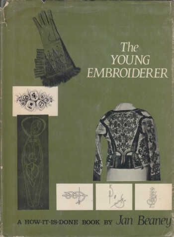 Image for Young Embroiderer:  a how it is done book of embroidery