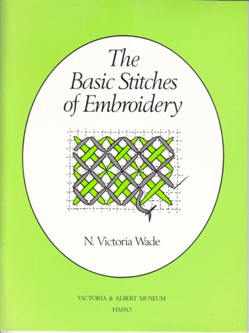 Image for BASIC STITCHES OF EMBROIDERY.