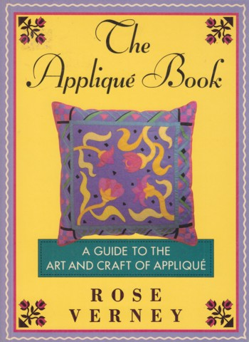 Image for Applique Book