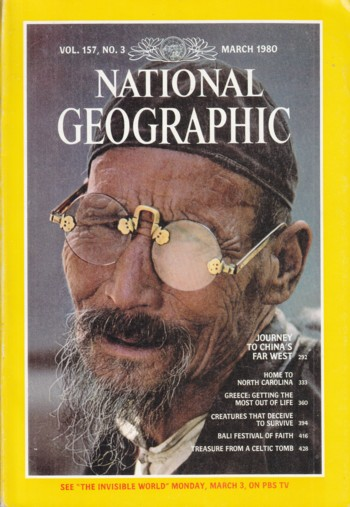 Image for National Geographic 1980 March vol 157, #3