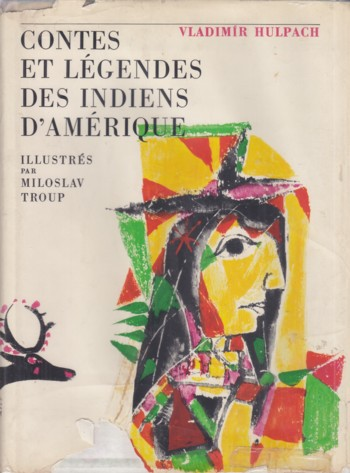 Image for Contes et Legendes des Indiens d'Amerique