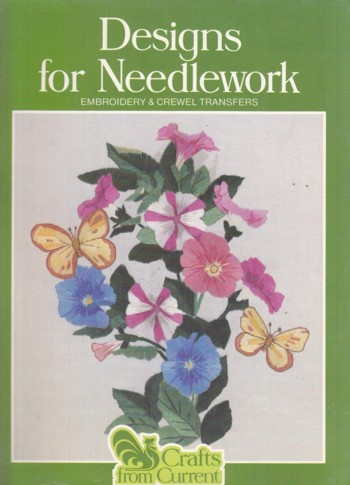 Image for Designs for Needlework:  embroidery & crewel transfers