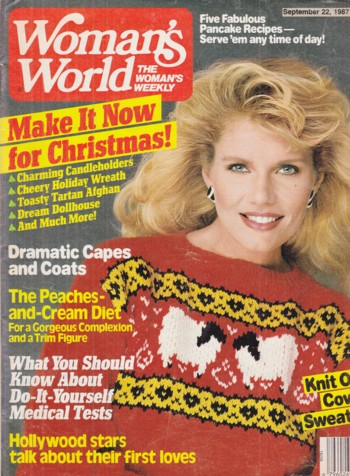 Image for Woman's World: The Woman's Weekly 1987 September 22