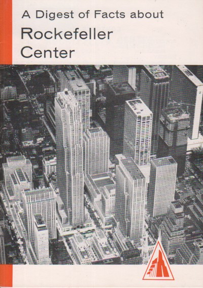 Image for Digest of Facts about Rockefeller Center