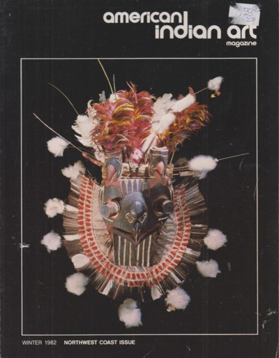 Image for American Indian Art Magazine 1982 Winter