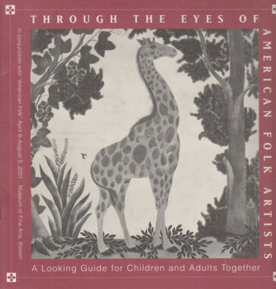 Image for Through the Eyes of American Folk Artists: a looking guide for childre