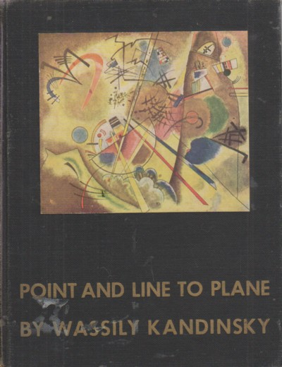 Image for Wassily Kandinsky: Point and Line to Plane