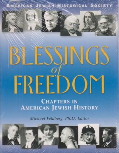 Image for Blessings of Freedom: Chapters in American Jewish History