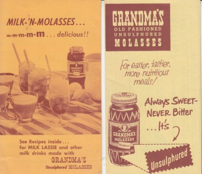 Image for Grandma's Old Fashioned Unsulphered Molasses