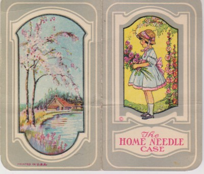 Image for Home Needle Case