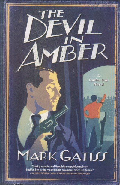 Image for Devil in Amber