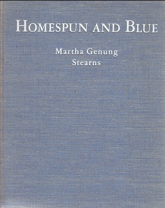 Image for HOMESPUN AND BLUE