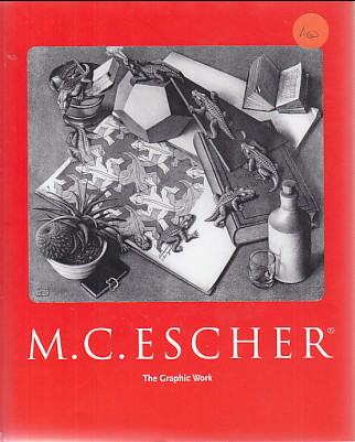 Image for M.C. Escher:  the graphic work introduced and explained by the artist