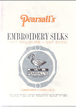 Image for Embroidery Silks: fast colours- vat dyed