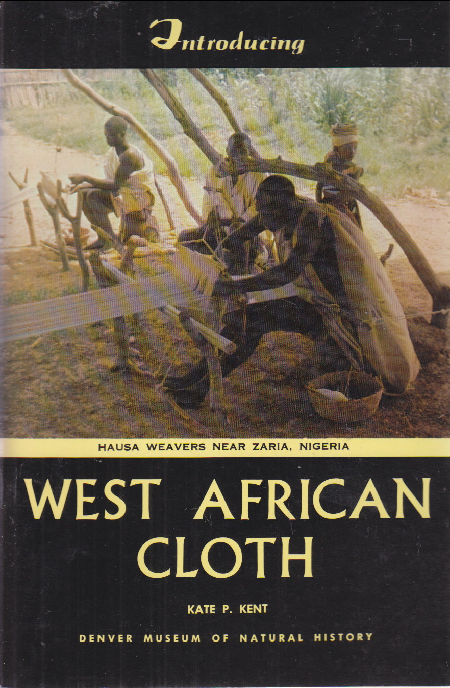 Image for Introducing West African Cloth