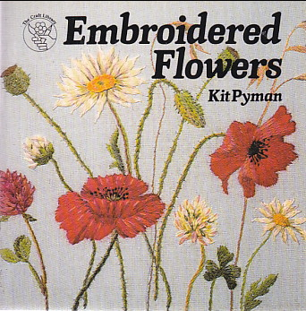 Image for Embroidered Flowers.