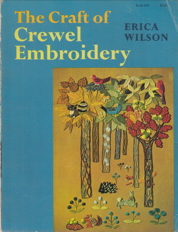 Image for CRAFT OF CREWEL EMBRODIERY