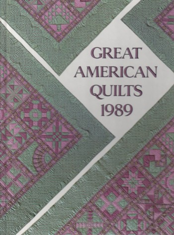Image for Great American Quilts 1989
