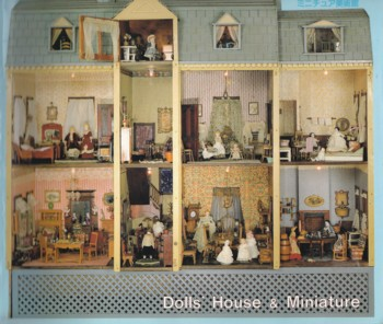 Image for Dolls' House and Miniature