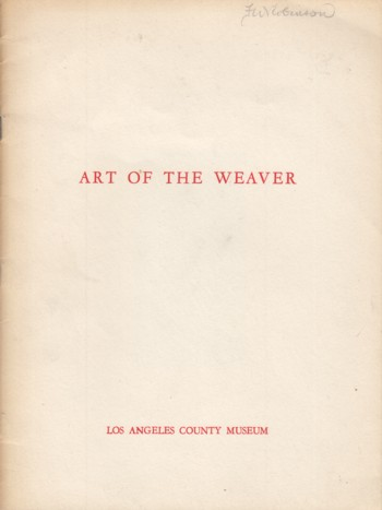 Image for Art of the Weaver
